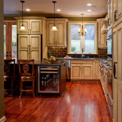 White Kitchen Cabinets Glass Doors Best Mat Country Kitchens | Designs & Remodeling Htrenovations