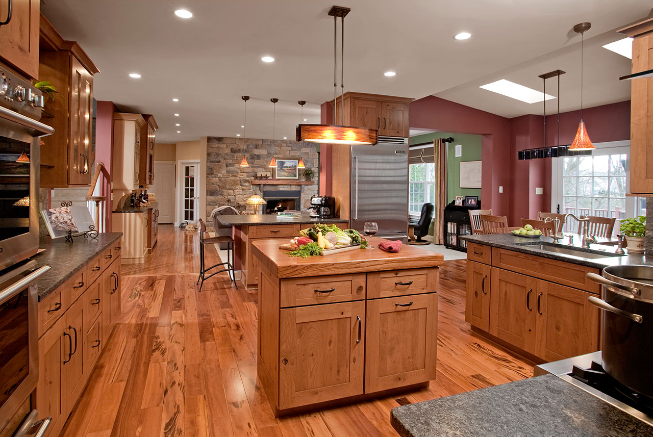 Eclectic Kitchens Designs & Renovation