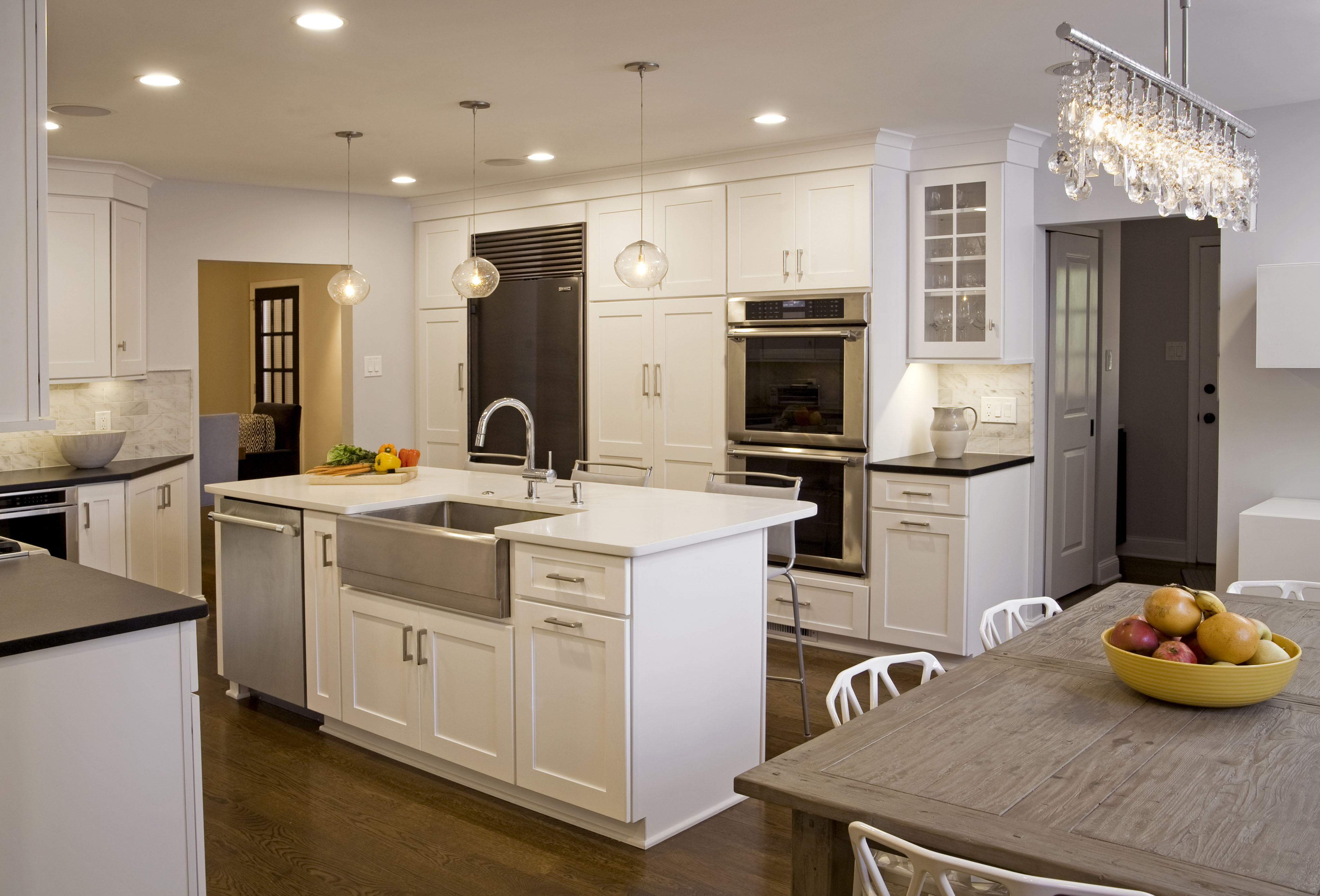 Transitional Kitchen Design Pictures