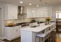Transitional Kitchens Designs & Remodeling