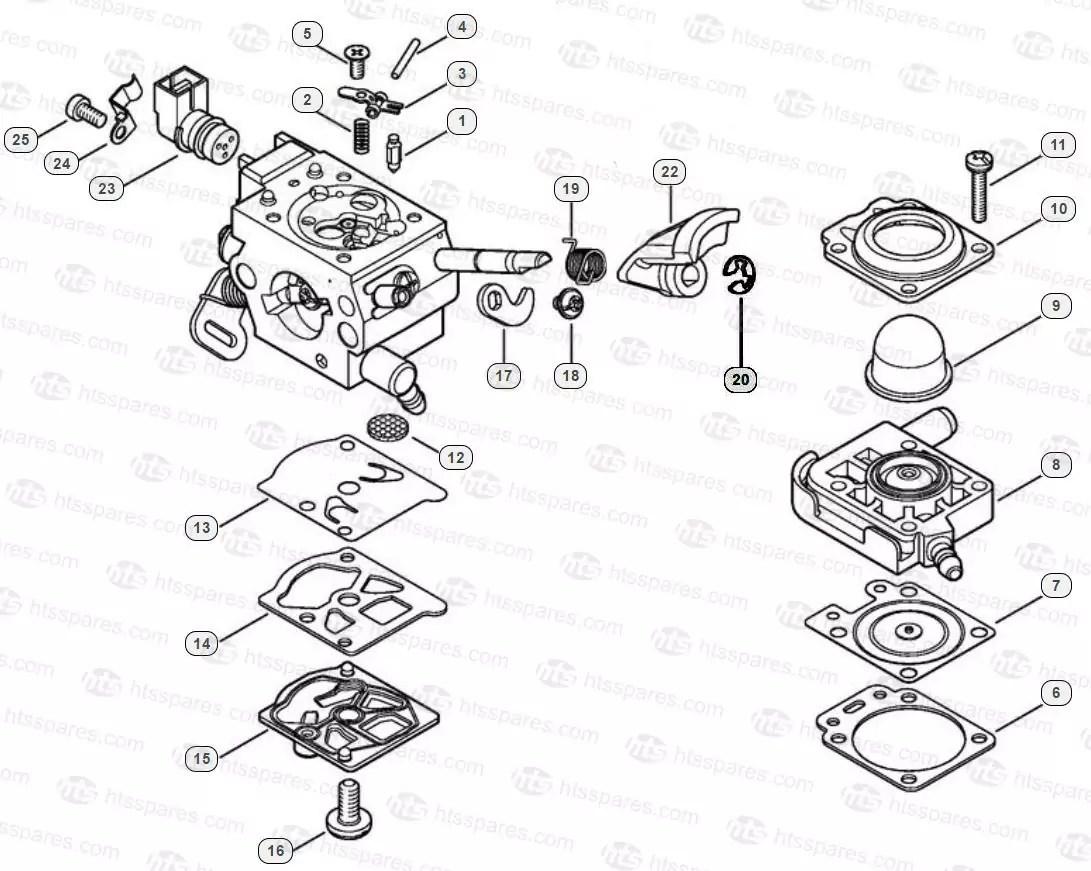Wacker Generator Wiring Diagram