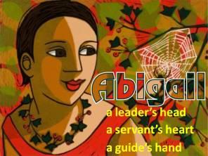 abigail - text