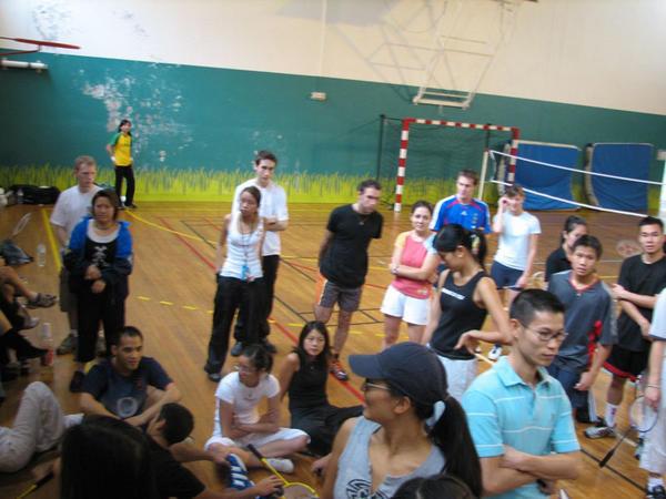 Album - tournoi-de-badminton