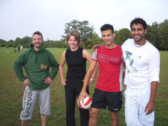 Album - Tournoi de volley : sept 2006