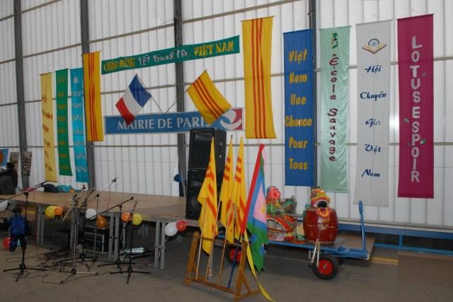 Photos souvenirs Spectacle du Tet Trung Thu 2010