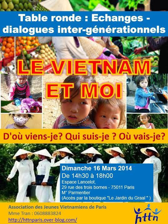 16.03.2014 : Table ronde : Echanges- dialogues inter-générationnels