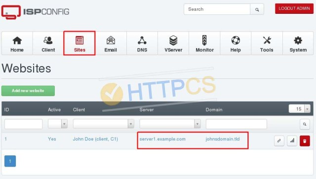 How to install SSL certificate with ISPConfig