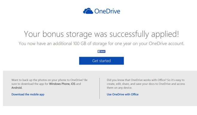 Microsoft lures Dropbox users to OneDrive with 100GB of ...