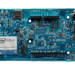 Getting started with Intel's Edison hardware hacking board, pt2