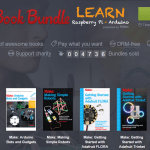 R3 900 worth of maker books for R215? Thanks Humble Bundle!