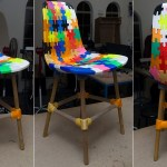 Check out this awesome 3D printed chair – a South African maker collective project