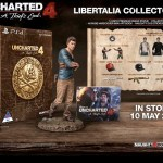 WIN! Uncharted 4: A Thief's End Libertalia Collector's Edition worth R1 999!