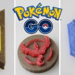 MyMiniFactory has a section dedicated to Pokémon GO 3D printable designs
