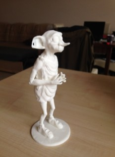 Dobby the House Elf Harry Potter 3D printed htxt.africa Pic 2