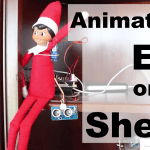 Use a Raspberry Pi to make an animated Elf on a Shelf