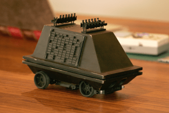 Star Wars RC Mouse Droid Pic 1