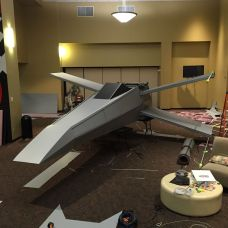 Star Wars Life-size X-wing Pic 5