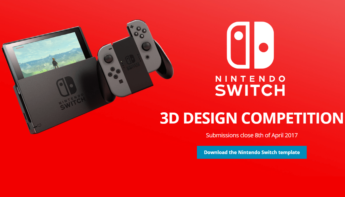 3d print tiny nintendo switch htxt africa pic 3 htxt africa