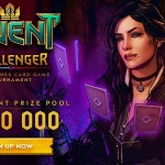 Beat pro-gamers and win your share of $100 000 in the Gwent Challenger Tournament