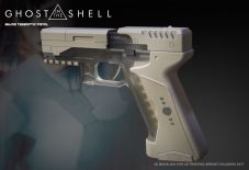 Ghost in the Shell The Major's Thermoptic Pistol 3D Print Pic 2