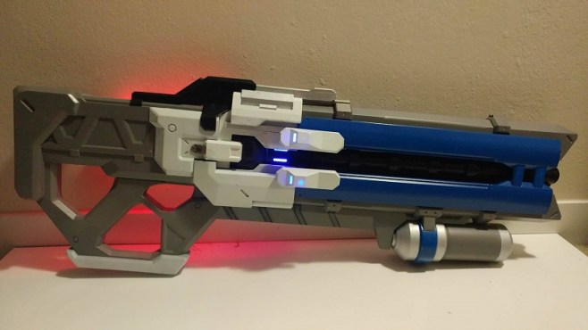 Overwatch Sodier: 76 Pulse Rifle 3D Print Header Image