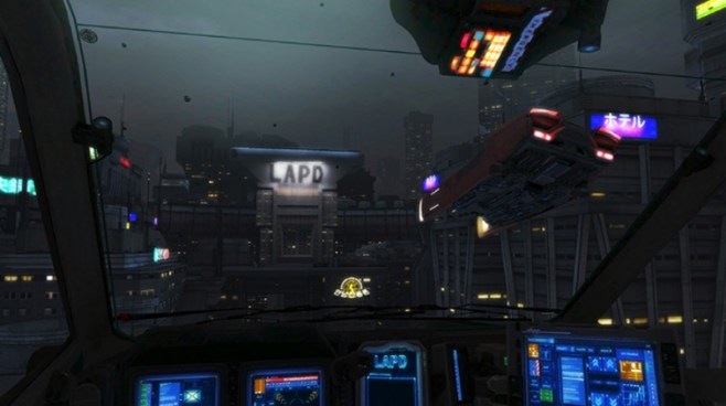 Blade Runner VR Game announced
