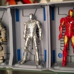 3D Print Iron Man's Hall of Armours to house all your figurines