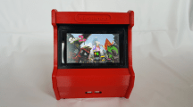 Nintendo Switch 3D Printed Arcade Cabinet Pic 4