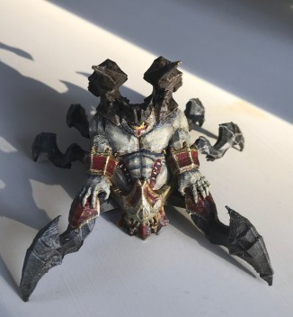 Azmodan Diablo 3 Heroes of the Storm 3D Print 4
