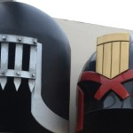 Judge Death's helmet is the latest 3D print you can wear