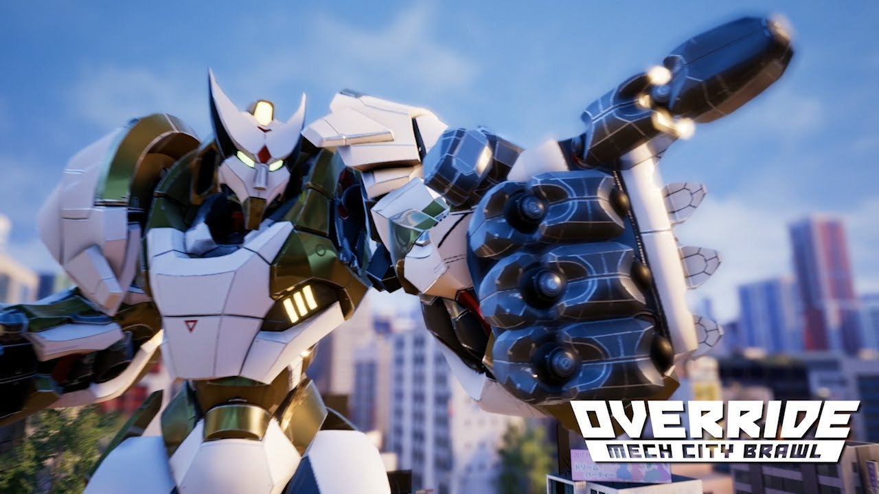Override Mech City Brawl Closed Beta Powers Up This
