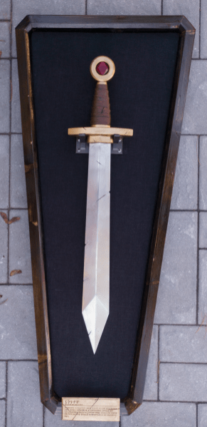 Breath of the Wild 3D Printed Sword Stand 4
