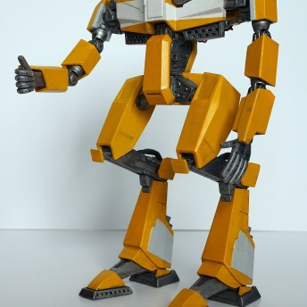 Borderlands Loader Bot 3D Print 3