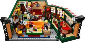 LEGO Ideas 21319 Friends Central Perk Inside 2