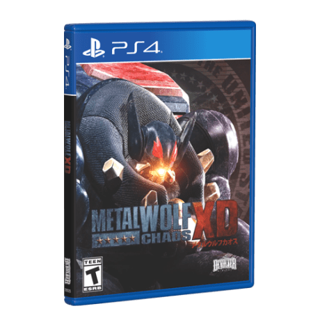 Metal Wolf Chaos XD Special Reserve Games 1