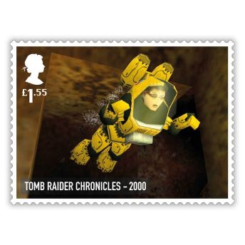 Royal Mail Videogame Stamps 11