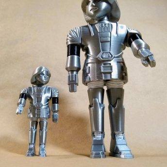 Buck Rogers in the 25th Century Twiki 3D Print 5