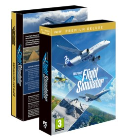 Microsoft Flight Sim Physical Edition 2