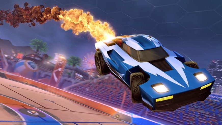 Add Rocket league to your Epic Games library for a $10 ...