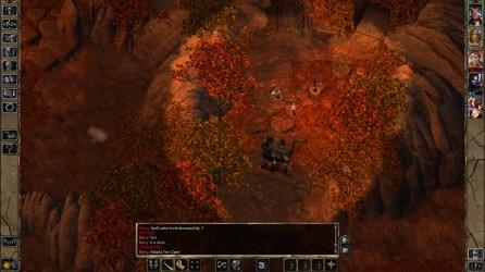 imagens de Baldur's Gate II