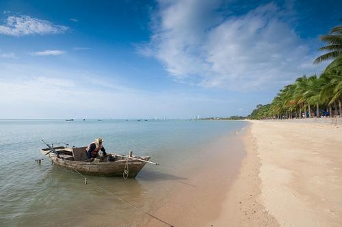 Ocean View Bang Saray Pattaya Condo Thailand property