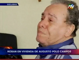 VIDEO: Roban 35 mil soles de vivienda de Polo Campos.