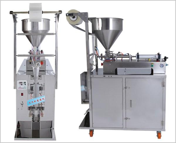 paste packaging mahcine