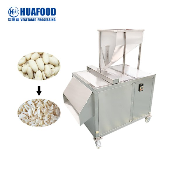Jujube slicing machine