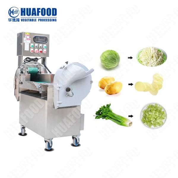 Multifunctional fruit cutter machine