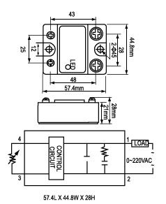 SSR.YHD AC Solid State Relay_HUAJIA ELECTRICAL (GROUP) CO
