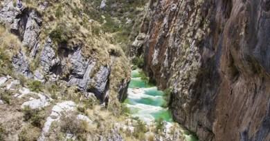 Conoce Huancaraylla y las aguas más cristalinas del sur Ayacucho