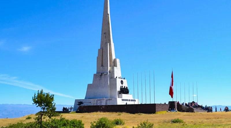 Santuario histórico de la Pampa de Ayacucho