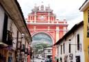 Arco del Triunfo Ayacucho lleno de Cultura Historia Iglesias y Belleza