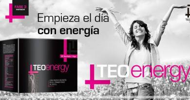 TEO ENERGY BY TEOMA